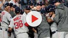 The plays that saved the game for the Redsox in Game 4 of the ALCS