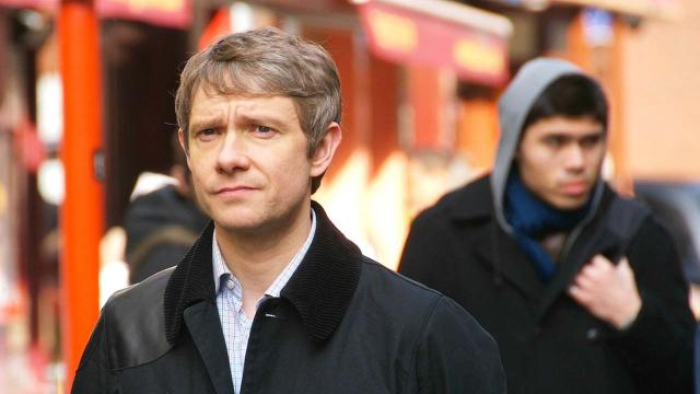 Hobbit and Sherlock star Martin Freeman to star in A Confession detective series