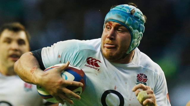 Ben Morgan in England squad for autumn Tests, Danny Cipriani dropped