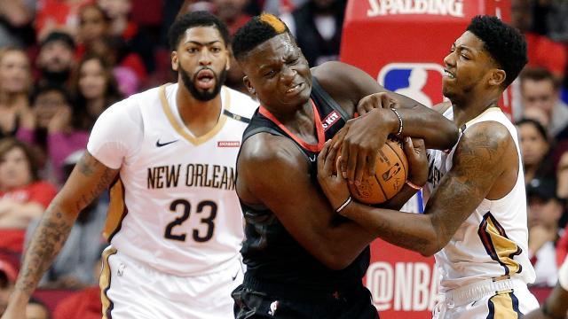 NBA : Houston débute par une défaite