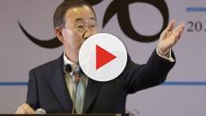 Ban Kim-moon teme pelo futuro do planeta