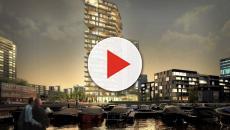 VÍDEO: Increíbles torres que están en construcción actualmente