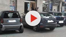 Brindisi: attimi di terrore in strada, richiedente asilo colpisce auto con mazza