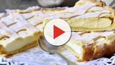 Dolce di Padre Pio, 5 fasi per preparare una squisita torta alla ricotta