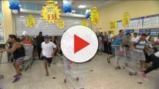 Idoso morre durante aniversário da rede de supermercado Guanabara, no Rio