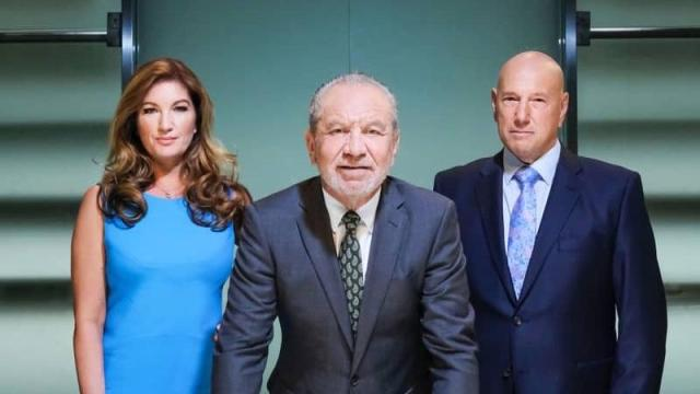 The Apprentice: Lord Sugar shoked as contestant hospitalised