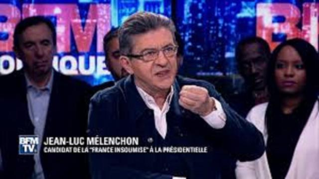 Twitter réagit sur l'affaire Mélenchon