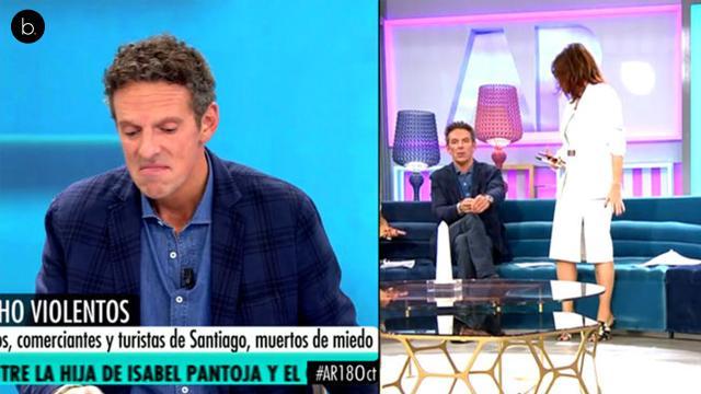 Joaquín Prat carga contra Ana Rosa por su fijación con Podemos
