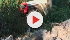 Tragedia a Belluno, morto corriere Bartolini: aveva sterzato per evitare un'auto
