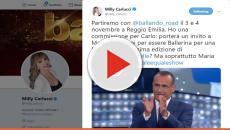 Tale e Quale Show, Milly Carlucci invita Maria De Filippi: 'Vieni a Ballando'