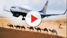 Ryanair: dal 1 novembre non sarà più gratis il primo bagaglio a mano