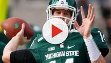 Michigan and Michigan State got into some pregame problems on Saturday
