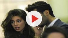 Belen Rodriguez 'paparazzata' con un certo Pietro mentre si baciano