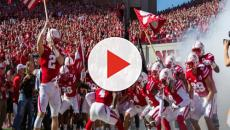 Check out how the Huskers dominated 28-8 in the first half