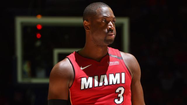 Heat's Dwyane Wade is ready for 'One Last Dance'