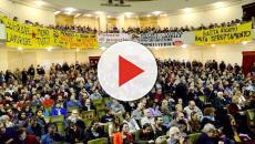 Potere Al Popolo in centinaia al raduno