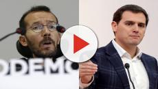VÍDEO: Echenique pregunta por qué Rivera se saltó un control de drogas