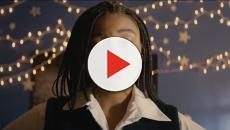 The Hate U Give star Amandla Stenberg said the book could have been her diary