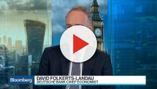 David Folkerts-Landau, Deutsche Bank: 'Io sto con l'Italia, non con l'UE'