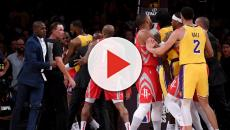 Chris Paul's wife and Rajon Rondo's girlfriend get into fight in stands