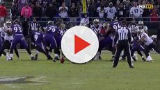 Justin Tucker misses first extra point of NFL career in loss
