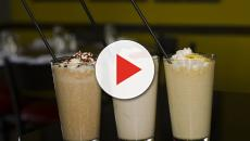 Delicious milkshakes and variations