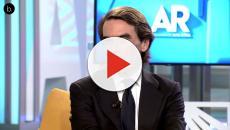 Las críticas de Aznar a Pablo Iglesias y a VOX en El Programa de AR