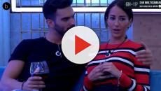 Shaila tacha a  Aurah Ruiz de interesada y le acusa de tener novio fuera