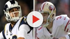 Who were the best performers for the Rams against the 49ers