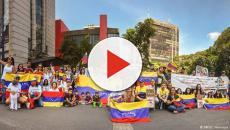 Crise na Venezuela é retratada em charges por jovem de 13 anos