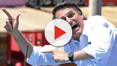 Bolsonaro afirma que vai cortar verba do governo para Folha de S. Paulo