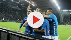 Udinese-Napoli: Il Napoli vince per 3-0 ad Udine e va a - 4 dalla Juventus