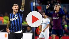 VÍDEO: Sin Lionel Messi, el Barcelona se enfrenta al Inter de Mauro Icardi