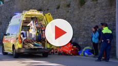 Cronaca Caserta, incidente per il giovane 17enne Fabio: è gravissimo