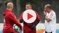Diego Alves não deve voltar a jogar nesta temporada