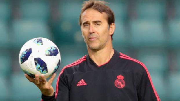 Real Madrid coach Julen Lopetegui vows to 'fight' ahead of Sunday's El Clasico