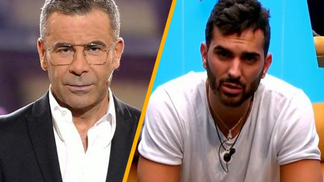 Jorge Javier Vázquez advierte a Suso sobre su futuro televisivo