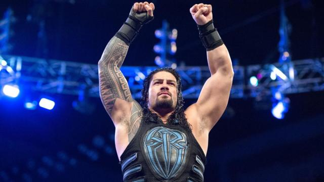 WWE star Roman Reigns announces he has leukemia