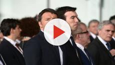 Renzi e Salvini confusi dai militanti del Partito Democratico