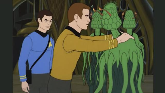 Star Trek: Lower Deck will be an animated comedy TV series