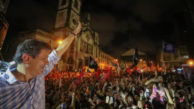 Haddad afirma que Bolsonaro não terá opositores porque vai perder