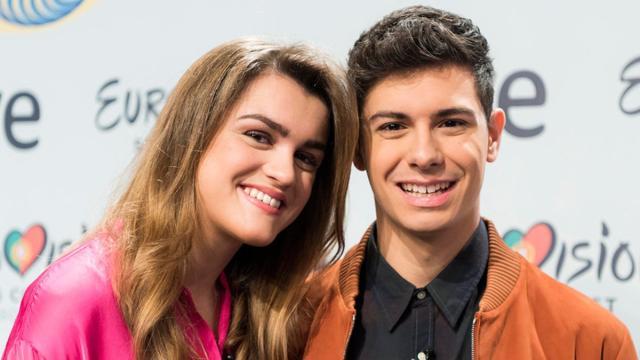 Crecen los rumores de ruptura entre Amaia y Alfred de OT