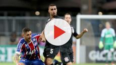 Corinthians e Bahia se enfrentam querendo fugir do Z4