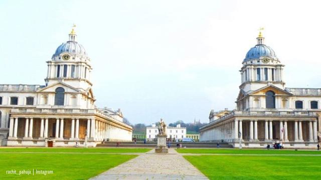 Greenwich: Five free things to do