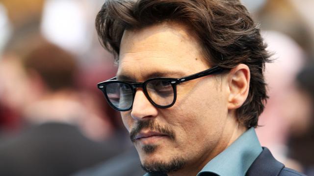 Johnny Depp não atuará mais em