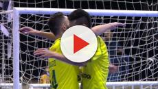 Seleção de Futsal goleia em primeiro jogo sem Falcão