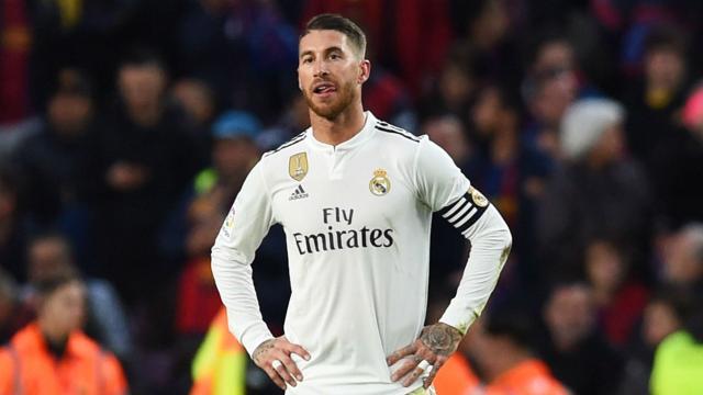 Real Madrid: Sergio Ramos se lâche envers Casemiro