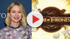 Naomi Watts protagonizará el spin off de Juego de Tronos