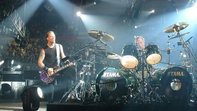 Metallica not done yet, could be around for two more decades
