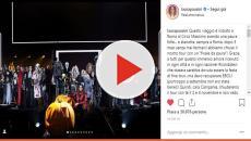 Halloween 2018: i terrificanti look di Laura Pausini, Ferragnez e molti altri